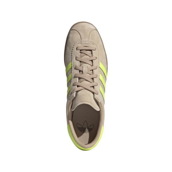 Buy Adidas Stadt real purple/solar yellow/gold met. from £